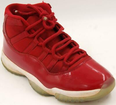 uk availability 80806 ced4e Nike Air Jordan XI Retro 11 Win Like  96 Gym Red 378037 623 Size 8