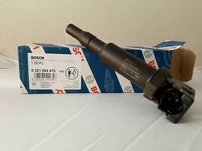 BMW Ignition Coil pack -New Bosch 0221504470 (SET OF 8) OE VERSION, NO DUTY!!