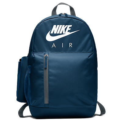 92092a9a8a Nike Air Elemental Backpack Blue White BA5767-474 Kids Youth Brand New