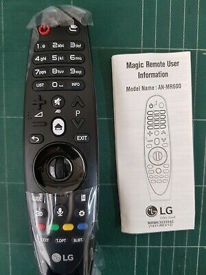 GENUINE LG AN MR 600 Magic Remote Control Voice Mate for
