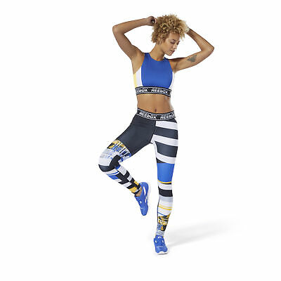 Reebok Women's WOR Meet You There Engineered Tights