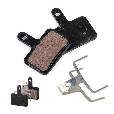 Disc Brake Pads Resin for Bicycle Mountain Bike Cycling Tool 1 Pair DL5 B01S
