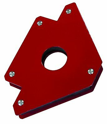 POWERFUL 75Lb WELDING MAGNET EXTRA LARGE Magnetic/Arrow/Angle/Weld/Metal/Holder