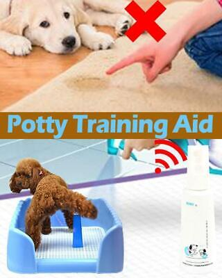 1/2x Training Spray Potty Aid Dogs And Puppies Naturvet Puppy Liquid Cats sd2