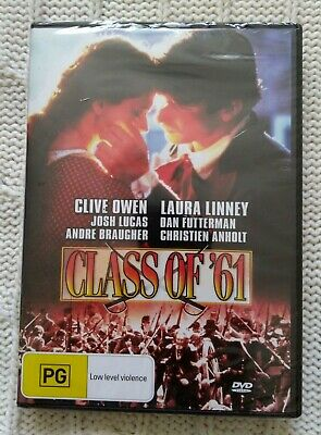 Class Of 6 1– Dvd - Region-4, New And Sealed, Free Post Within Australia