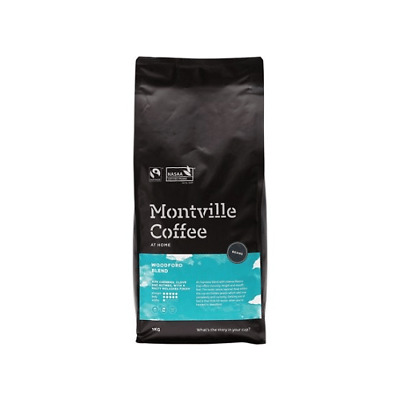MONTVILLE COFFEE Woodford Beans