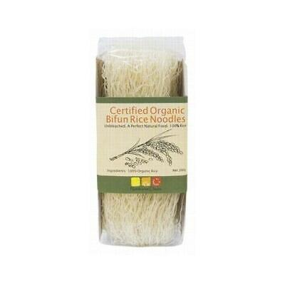 NUTRITIONIST CHOICE Bifun Rice Noodles Unbleached 200g