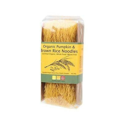 NUTRITIONIST CHOICE Pumpkin Brown Rice Noodles 200g