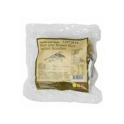 NUTRITIONIST CHOICE Miso Brown Rice Noodles 60g