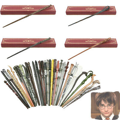 Harry Potter Wand Voldemort/Ron/Lucius Malfoy Magique Bâton Collection Cadeau