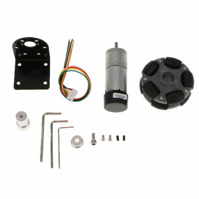 EG_ 9V/12V Reduction Motor + Universal Wheel relaxed latest Robot Car Kit