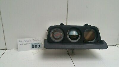 2003 Mitsubishi Pajero Shogun Dashboard Altimeter Compass Thermometer MB775503