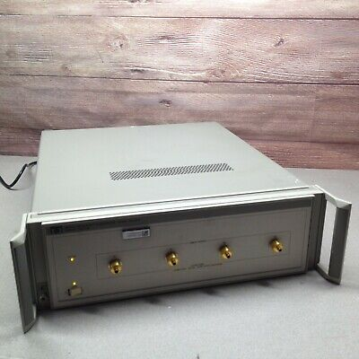Collectibles Clothing, Shoes & Accessories Hp Agilent Keysight 8511a 4-channel 26.5 Ghz Frequency Converter With Warranty Strong Packing