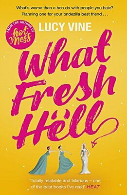 What Fresh Hell by Vine  New 9781409172239 Fast Free Shipping..