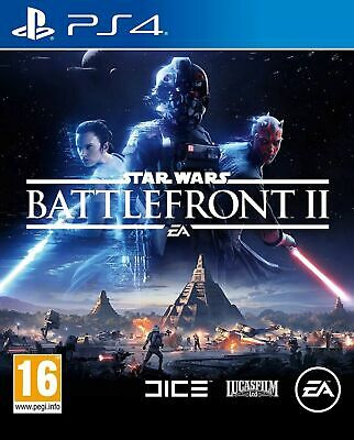 STAR WARS BATTLEFRONT II 2 PS4-PRESTINE-1st Class Fast & Free Delivery
