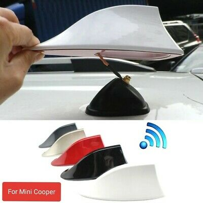 Antenna Pinna di Squalo Mini Cooper D S SD John Cooper Works Jcw FM/AM Shark Fin