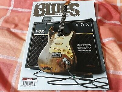 The Blues Magazine 23, Rory Gallagher, Son House, Oli Brown, Vintage Trouble