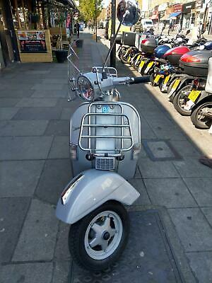 Piaggio Vespa Px 125Cc Touring Scooter Now Sold!!!! Now Sold!!!!!