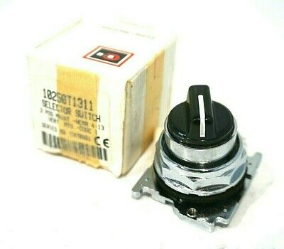 New Cutler Hammer 10250T1311 Selector Switch