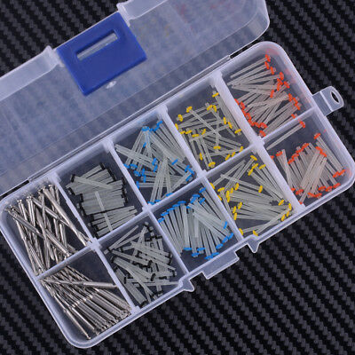 160 Dentist Dental Glass Fiber Post Single Refilled Package for 32Pcs Drill Set