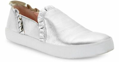 41aed986484d New In Box Kate Spade New York Women s Lilly Slip-On Sneaker Silver 8 M