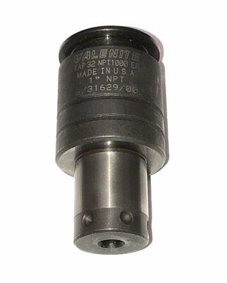 """Valenite Tms Size #2 Adapter Collet For 1"""" Npt Tap Bilz"""