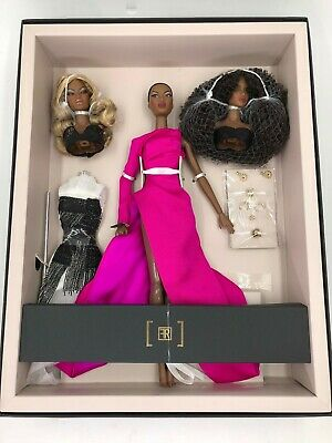 Fashion Royalty The Faces of Adele Makeda Integrity Doll NRFB 2017 W Club