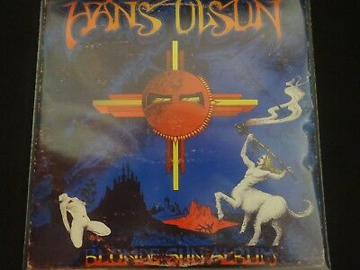 "Hans Olson ""Blonde Sun Album"" Original LP. 1st pressing (1002) 1977. VERY RARE !"