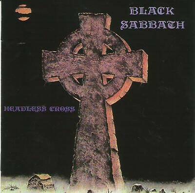 Black Sabbath - Headless Cross 1989 Cd [New]