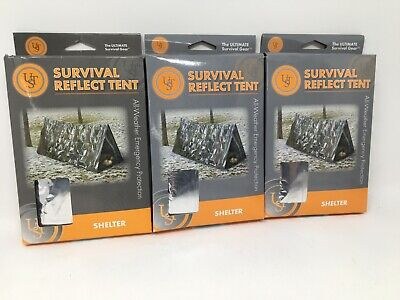 UST Survival Reflect Tent Silver