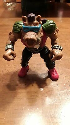 "BEBOP Teenage Mutant Ninja Turtles TMNT 5/""  Playmates Toy Figure #s2"