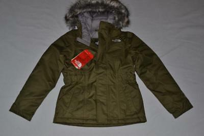 d34f6c22a THE NORTH FACE Kids Girls Olive Greenland Down Parka Waterproof 550 ...