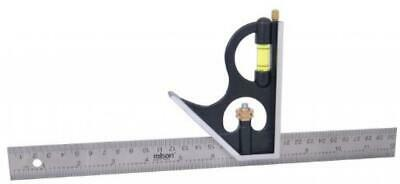 Rolson 50858 Combination Square, 300 mm
