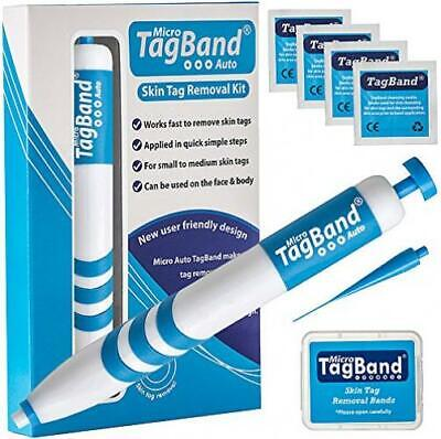 Auto Micro TagBand Skin Tag Remover Device for Small to Medium Tags