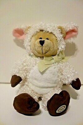Starbucks Original Bearista Bear 83rd Edition Wooly Lamb Easter