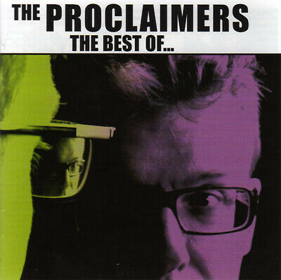 The Proclaimers : The Best Of The Proclaimers - 2007 CD Album