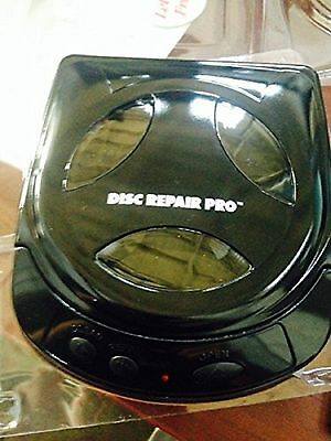 XINIX Disc Repair Pro Motorized Repair Clean Scratched CDs New Replacement Unit