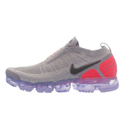Nike Air Vapormax FK Moc 2 Moon Particle/Solar Red Running Shoes - Ah7006-201
