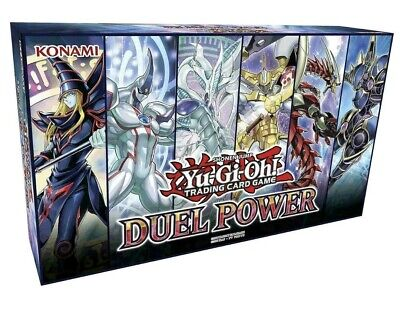 Yu-Gi-Oh! Duel Power Box Collector's Set Live