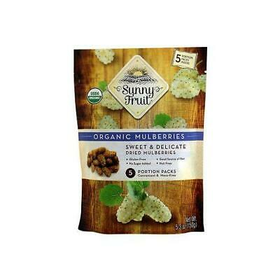 SUNNY FRUIT Organic Dried Mulberries 150g