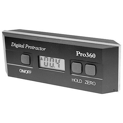 360° Digital Level / Protractor With 0.1° Resolution *New* Ds