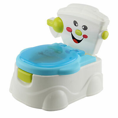 Kids Baby Toddler Toilet Children Pee Training Potty Seat Chair Trainer cute