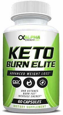 Keto Burn Elite- Weight Loss Pills That Work Fast - Extreme Keto Fat Burner!