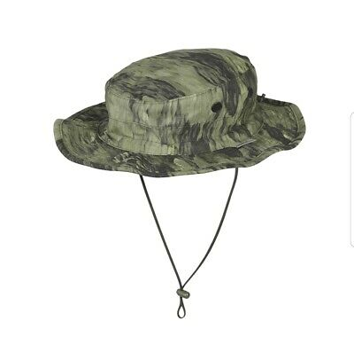 a45ab6b454347 SUPREME CONTRAST BOONIE Bucket Hat Size M L Olive FW18 Supreme New ...
