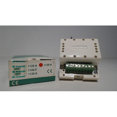 Comelit Rs / 2 / a Relay' with 2 Change 1136/A