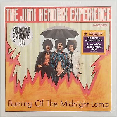 |065546| The Jimi Hendrix Experience - Burning Of The Midnight Lamp (Orange) [7""