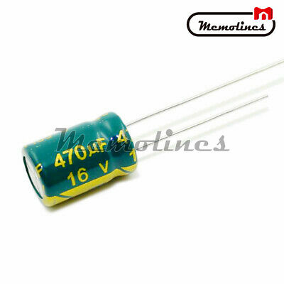 10pcs RUBYCON YXF 2200UF 16V 2200mfd Capacitor  high frequency 105℃  12.5*25mm