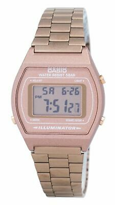 Casio Digital Quartz 50M Illuminator B640WC-5ADF B640WC-5A Men's Watch