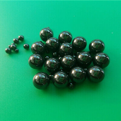 1pcs 4.5mm to 12mm Bearing Grade 5 Precision Si3N4 Silicon Nitride Ceramic Ball
