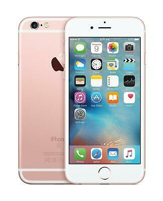 Apple iPhone 6s 32GB Rose Gold Unlocked Smartphone Condition EXCELLENT